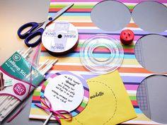 Divertida invitación de cumpleaños infantil. #party #invitaciones