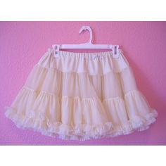 I need to make a tulle underskirt for the flower girl. It needs to be fuller at the bottom, like this one - lots of extra bounce from under her dress....