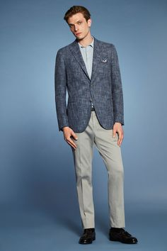 Boglioli Spring 2018 Menswear Fashion Show Collection