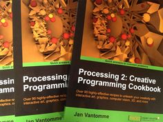 Processing 2: Creative Programming Cookbook - VJs Magazine