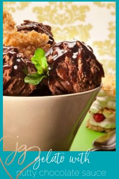 chocolate gelato is phenomenal. It is sweet, has a complex flavor full of roasted salty nuttiness, is amazingly smooth and creamy, and is just as addicting as the nuts used in the making. you wouldn't even believe it is pareve. Non Dairy Desserts, Passover Desserts, Dessert Recipes, Death By Chocolate, Chocolate Ice Cream, 5 Ingredient Recipes, Delicious Chocolate, Gelato, Quick Easy Meals