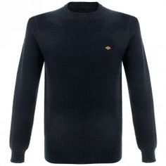 Farah 1920 Anton Dark Navy Jumper F9GS5008 £55 (stuarts london)