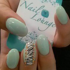 by @rosamnails #nails #nailart #nailsdid...