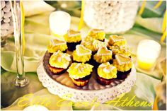 TRUE WEDDINGS | A Lemon Wedding by Elite Events Athens| Anca & Konstantinos | Wedding Tales - Ο γάμος των ονείρων σας! Athens, Cheesecake, Cupcakes, Sweet, Party, Desserts, Events, Food, Candy
