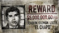 """US authorities fear Joaquin """"El Chapo"""" Guzman may use his extensive criminal contacts in Colombia to escape the massive manhunt in Mexico, but the fugitive drug lord has potential hideouts in three countries that are a lot closer to home. Leader Of Isis, Prison Escape, Mafia Gangster, Illustration Story, Unexplained Mysteries, Mug Shots, Low Key, Donald Trump, Drugs"""