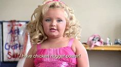 Check out all the awesome chicken nuggets gifs on WiffleGif. Including all the funny gifs, mcdonalds gifs, and here comes honey boo boo gifs. Funny Cute, The Funny, Hilarious, Mama June, Look At Her Now, Indigo Children, Short People, National Treasure, Chicken Nuggets