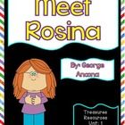 This packet includes resources to use with the Treasures reading program for Meet Rosina Then and Now. I have included everything you need for a fo...