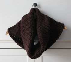 I love this cowl because its warm and really soft. The cowl can be worn as an outdoor accessory and be kept on indoors in case of a draft. It packs well