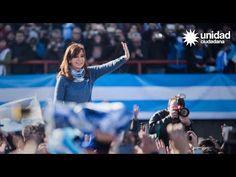 COMPLETO EN VIVO Cristina Kirchner y Unidad Ciudadana en Arsenal #unidosporlabandera