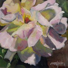 """""""670 Carol's Challenge"""" original fine art by Diane Campion"""