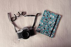 Camera journal + the real camera = perfect when travelling!!