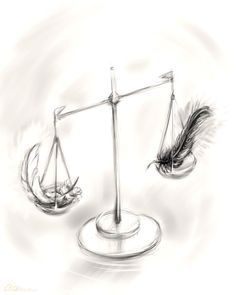 scales of justice sketch - Google Search