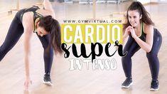 Rutina cardio SÚPER intenso para adelgazar | 20 min