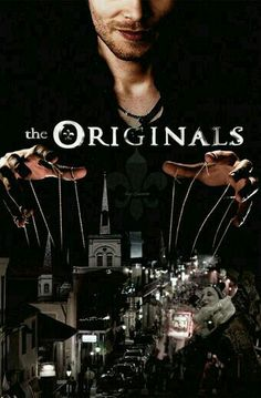 The Originals --  Klaus is the Puppet Master!