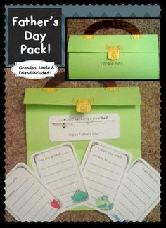 https://www.teacherspayteachers.com/Product/Fathers-Day-End-of-the-Year-Activity-1663467