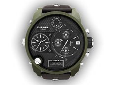 Military Inspiration: The New Matte by Diesel Watches