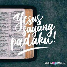Yesus Sayang Padaku