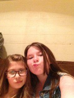 Chloe and Mads