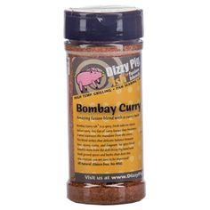 Dizzy Pig Bombay-ish Seasoning Spice Rub
