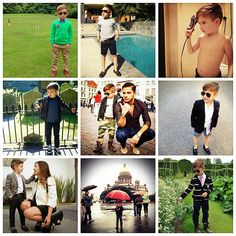 Love his style { Alonso Mateo }
