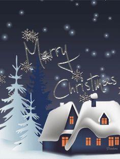 Санта - анимация на телефон №1202728