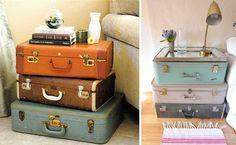 Ako využiť staré kufre | 20 kreatívnych nápadov ako im dať druhú šancu 016