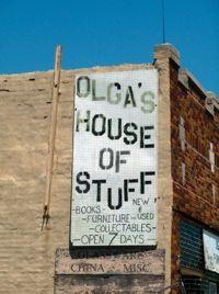 Olga's House of Stuff, Decatur, Illinois
