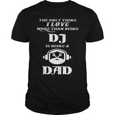 LIMITED ADDITION DJ DAD T-Shirts, Hoodies. ADD TO CART ==► Funny Tee Shirts