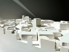 Urban Plaster Model