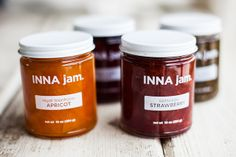 Giveaway! - INNA Jam collaboration by continental drift, via Flickr