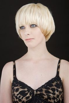 La Biosthetique - short blonde straight hair styles (13051)