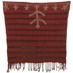 A woven shawl,Tunisia | lot | Sotheby's