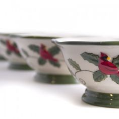temp-tations® Set of 4 Cardinal Bowls :: temp-tations® by Tara