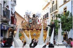 La Merced. Parroquia de San Antonio De Padua.Semana Santa Cordoba.