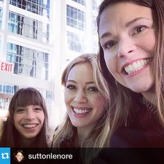 The girls (Sutton Foster and Hilary Duff) on their last day of filming Younger in NYC! From the creator of Sex and The City, 'Younger' stars Sutton Foster, Hilary Duff, Debi Mazar, Miriam Shor and Nico Tortorella. Discover full episodes at http://www.tvland.com/shows/younger.