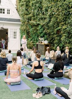 Wellness Event, Inspired by This event Our Spring Inspired by Wellness Event - Inspired By This Karma Yoga, Health Warrior, Crossfit, Improve Gut Health, Sup Yoga, Yoga Routine, Yoga Videos, Yoga Retreat, Yoga Meditation