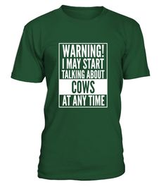 "# Warning I May Start Talking About Cows T-Shirt .  Special Offer, not available in shops      Comes in a variety of styles and colours      Buy yours now before it is too late!      Secured payment via Visa / Mastercard / Amex / PayPal      How to place an order            Choose the model from the drop-down menu      Click on ""Buy it now""      Choose the size and the quantity      Add your delivery address and bank details      And that's it!      Tags: Warning I May Start Talking About…"