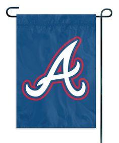 Atlanta Braves Garden Flag - love this!!
