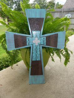 "Jen - Decorating Wooden Crosses Ideas's Happy Spot: Vaseline Distressed Wood Cross and "" src=http://3.bp.blogspot.com/-M4ysqXxgQkM/UHXKvTTKYFI/AAAAAAAAAvc/wczXF8UxYFo/s1600/IMAG2741.jpg></p> <p><strong> <b>Decorated Wooden Cross</b> Old Rugged Design Home Wall</strong></p> <p>etsy.Com. Ornamental Roses ornamental Wooden Crosses</p> <p><img alt="