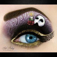 tal_peleg #cosmetics #makeup #eye