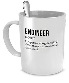Engineers cup engineers mug Engineer Noun mug - Engineers...…