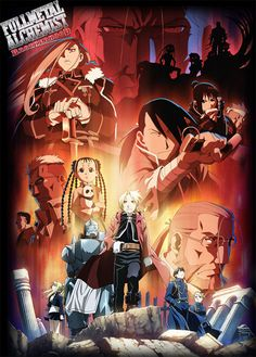 anime streaming FMA fullmetal alchemist brotherhood