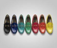 I 60 anni del mocassino con il morsetto di Gucci!  La nuova collezione 1953 disegnata da Frida Giannini.
