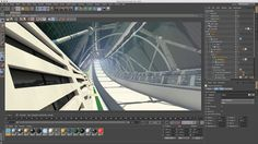 Cinema 4D Tutorial - How to Create a Space Colony 05 Details, Details - YouTube