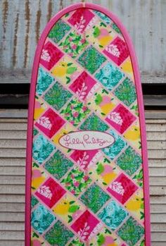 I want a Lilly Surfboard soooo bad!!  #lillyholiday