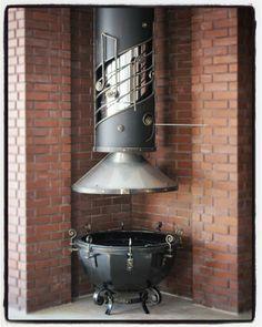 #камин #очаг #ковка #литавры #ноты #fireplace #timpani #forging #musical #gordeevmetallart #handmade #portfolio