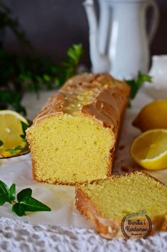 Cornbread, Vanilla Cake, Good Food, Menu, Ethnic Recipes, Blog, Bakken, Essen, Millet Bread