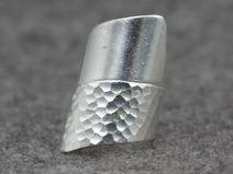 925 anillo de plata esterlina, anillo ajustable
