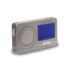 brookstone travel tranquil moments alarm clock sound therapy machine