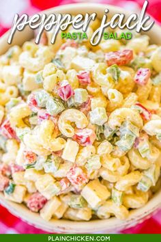 Easy Pasta Recipes, Pasta Salad Recipes, Easy Meals, Cooking Recipes, Yummy Recipes, Macaroni Recipes, Side Dishes Easy, Side Dish Recipes, Dinner Recipes